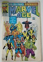 MARVEL AGE ANNUAL 2 / MARVEL Comics English / 5.0 FINE / 1986