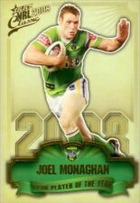 2009 Select NRL Classic Series - Club Player of the Year CP3 Joel Monaghan