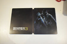 steelbook steel book box sniper ghost warrior 3 no game sans jeu