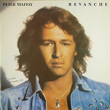"12"" LP - Peter Maffay - Revanche - B134 - washed & cleaned"