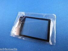 Original Nokia 8800 Arte Sapphire Aussenglas LCD Display Front Glas Außenglas