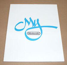 My Nintendo Heft Wii DS Zelda Super Mario Donkey Kong Yoshi Kirby Metroid Prime