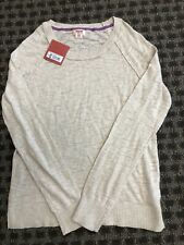 Women's M Top/Sweater  MOSSIMO Long Sleeve  Lightweight