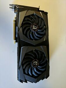 MSI GeForce RTX 2070 SUPER GAMING X Dual Fan 8GB Graphics Card