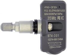 Dorman 974-301 Tire Pressure Monitoring System (TPMS) Programmable Sensor