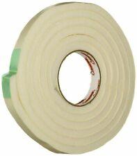 Frost King R734WH Sponge Rubber Foam Tape 7/16-Inch, White ***LOT OF 6