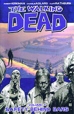 IMAGE WALKING DEAD TPB TRADE PAPERBACK VOL 3 SAFETY BEHIND BARS KIRKMAN ZOMBIES
