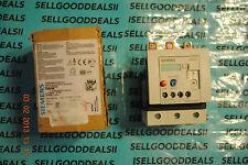 Siemens 3RU1146-4KB0 Overload Relay 3RU11464KB0 New
