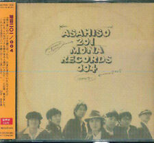 Asahiso 201 - 004 + HANETA KOKORO Japan 2 CD NEW J-POP