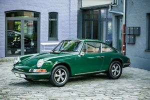 Porsche 911 2.2T Coupe Classic Germany Limited Oldtimer Collection Photo Vintage