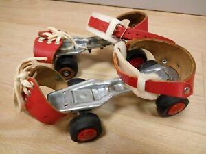 Vintage Roller Skates East Germany made in GDR, Sports Decor