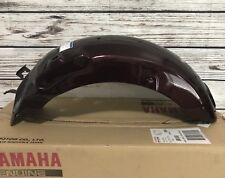 Yamaha 2UJ-21610-00-PD  Rear Fender Comp,  OEM Part, Dark Red Metallic V Star 25