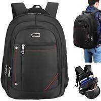 "17"" Laptop Backpack Notebook Rucksack Bag 29 Litre Business Travel Hand Luggage"