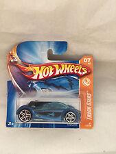 Hot Wheels track Stars Iridium 115/156 NEUF new neuf dans sa boîte short card