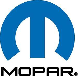 Mopar 68166403AC PCV Hose