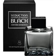 Antonio Banderas Seduction in Black EDT Spray 100ml Perfume
