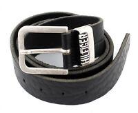TOMMY HILFIGER DENIM Cintura Original Hilfiger Belt W105 Black