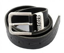 TOMMY HILFIGER DENIM Cinturón Original Hilfiger Belt W105 Black