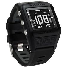 NEW SkyCaddie Golf LINX GT GPS Range Finder Watch Black