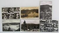 6 x HARZ Postkarten Lot ua. Bad Harzburg, Wildemann, Bad Grund, Torfhaus uvm.