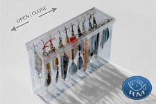 EXTRA GRAND DOUBLE RM LURE BOX MIX 258/70/170mm 20 compartments storage box case