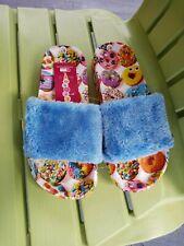 Iscream Faux Fur Slide Slipper Shoes