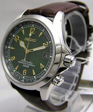 SEIKO MECHANICAL ALPINIST SARB017 Automatic Men's Watch from Japan Import