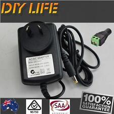 AU 12V 2A, SAA Power Supply Charger Transformer 3528 5050 LED Strips Adapter