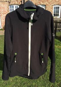 Intrepid Apparel Ultimate MTB softshell hooded jacket. Medium. Great Condition