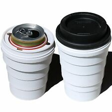 Trinken Lid and Collapsible Cup