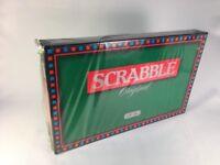 Spear's Scrabble Original Board Game 1988 - Sealed