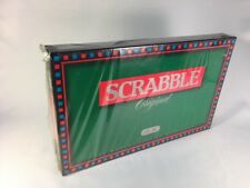 Vintage Original Scrabble Complete Board Game Spears Games 100 Tiles 4 Racks