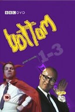 Bottom (Complete Series 1-3) NEW PAL Cult 3-DVD Set Rik Mayall Adrian Edmondson