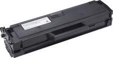 Genuine Dell B116x Black Laser Toner Cartridge YK1PM for LaserJet B1160 B1163