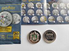 Collection Médaille Harry Potter - Monnaie de Paris 2021 - SERPENTARD Epuisé