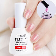10ml Rosa Gelee Gellack Base Coat Soak Off Nagel Kunst UV Gellack BORN PRETTY