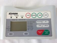 Zojirushi BBCC-S15 Bread Maker Machine Control Panel Replacement Part OEM Tested
