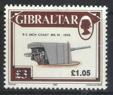Gibraltar Military and War Stamps