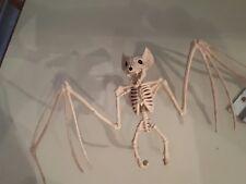 Halloween Spaventoso Scheletro BAT/Party Prop/Decorazione da finestra