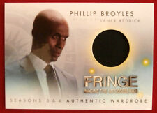 FRINGE (J.J.Abrams) - Seasons 3 & 4 - PHILLIP'S JACKET, COSTUME CARD, Cryptozoic