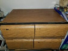 New listing Vhs Video Tape Holder Storage Case Lot of 2