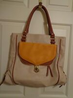 Steve Madden Handbag-Shoulder Bag-Handbag Multi-Color Size Large