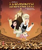 Jim Henson's Labyrinth : A Discovery Adventure, Hardcover by Henson, Jim (CRT...