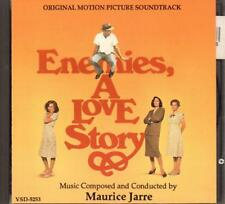 Maurice Jarre(CD Album)Enemies A Love Story-