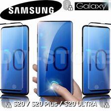 Pellicola VETRO Temperato ULTRASUONI 5D per Samsung Galaxy S20 /PLUS / S20 ULTRA