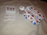 Kansas City Chiefs Toddler Lunch Box With Accesories