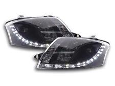 Coppia fari Daylight LED  DRL look Audi TT 8N anni: 99-06 neri