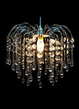 Modern Chandelier Style Ceiling Pendant Light Shade Acrylic Crystal Glass Shades DS1344