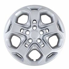 "NEW 2010 2011 2012 Ford FUSION 17"" Bolt-on Silver Hubcap Wheelcover Replacement"