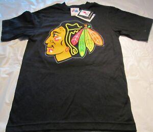 Chicago Blackhawks Youth T-Shirts Size Small NHL Majestic Hockey Vintage